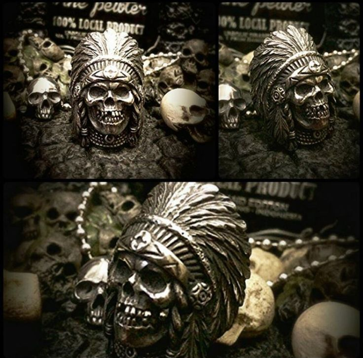 Shaman Ring  Pewter material Ready stok and ready for custom