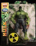 Marvel Select Exclusive Action Figure UNLEASHED Hulk Green by Marvel >>> To view further for this item, visit the image link.