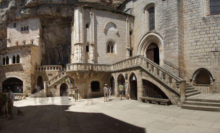 Rocamadour Sanctuaire