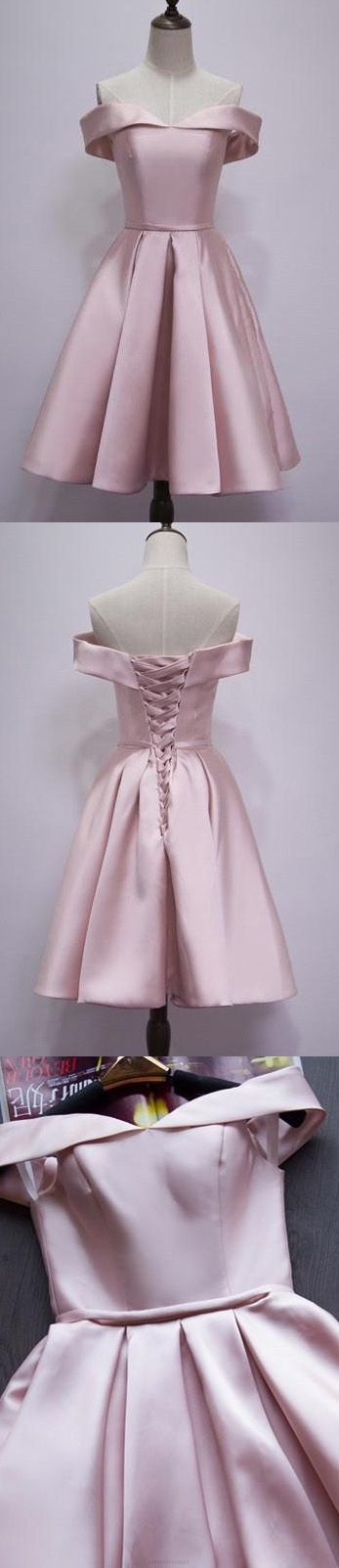 Robe manchette rose