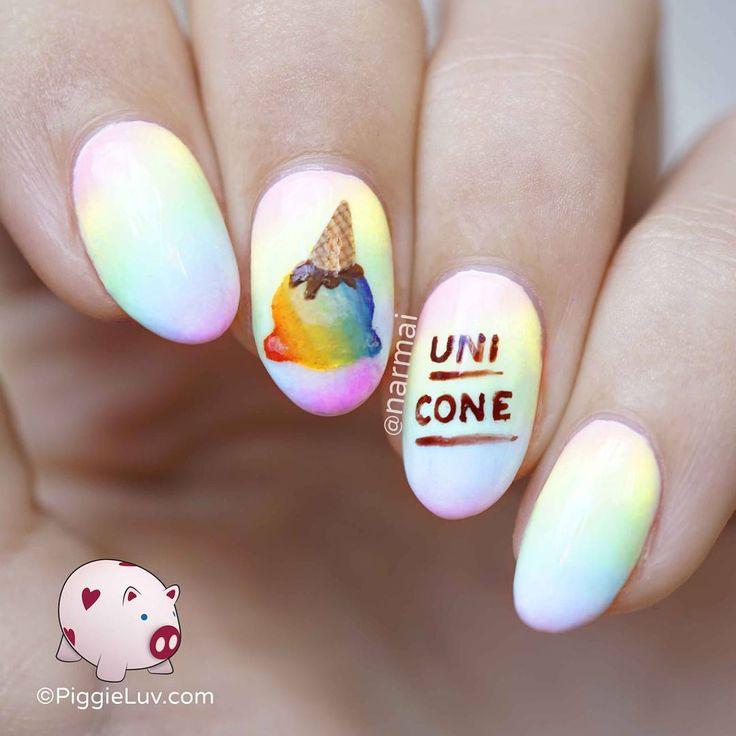 Piggieluv Rainbow Bubbles Nail Art: 413 Best Images About PiggieLuv