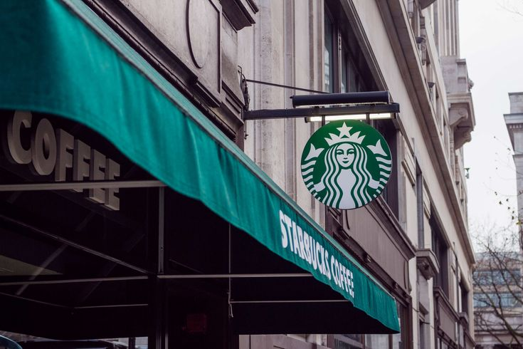 #architecture #building #business #city #coffee shop #commerce #drink #exterior #famous #finance #leisure #luxury #outdoors #refreshment #road #selective color #shop #sign #signage #starbucks #stock #street #travel #urb