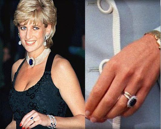 The ring basically was gifted by Prince Charles to Lady Diana Spencer on their engagement, is of course famous and historically significant. Oval sapphire surrounded by round brilliant cut diamonds is one of the most expensive diamond rings in the world