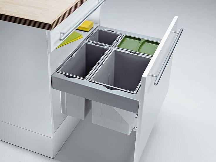 Mer enn 25 bra ideer om Mülleimer wesco på Pinterest - schöne mülleimer für die küche