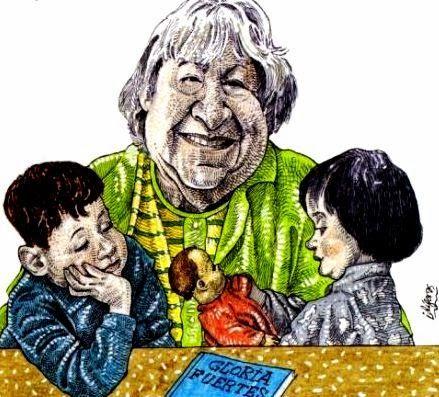 Poesia Infantil i Juvenil: Autobiografia de Gloria Fuertes