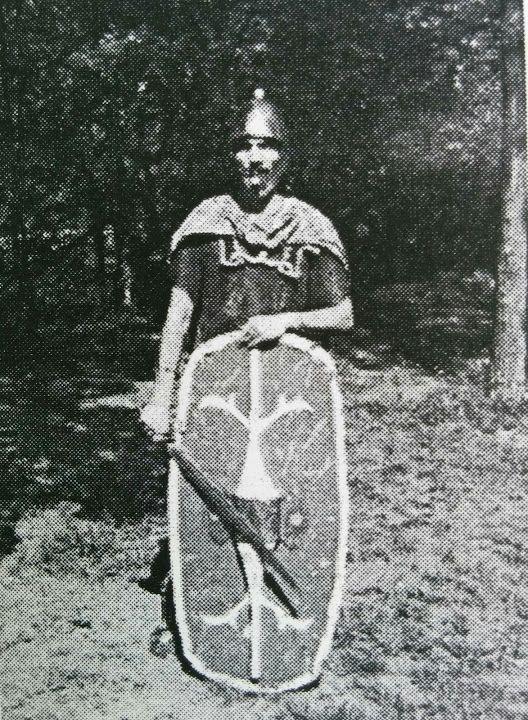 Кельтское искусство фехтования, III в. до н.э.