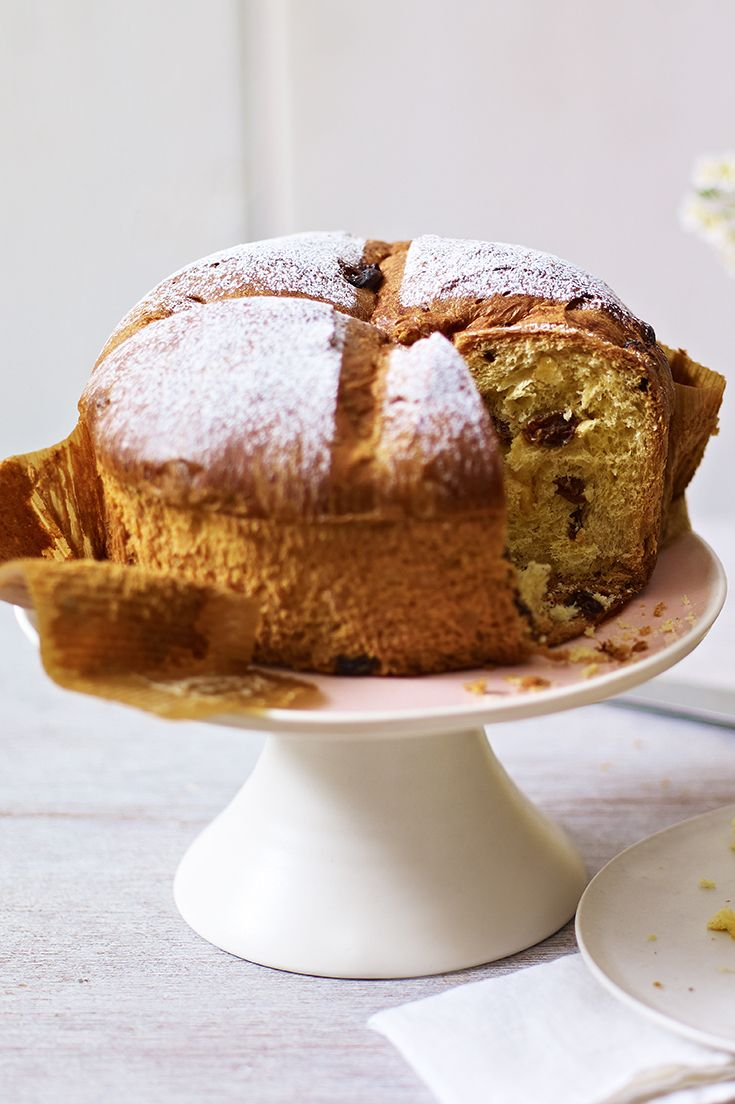 27 best easter eggs treats waitrose images on pinterest using a traditional panettone recipe and easter spiced icing friends and famiyl will love this negle