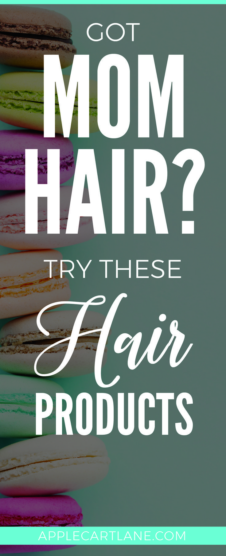 Looking for ways to tame that mop? These are the best hair products from someone who always being complimented on her hair! Short Hair - Mom Haircut - new mom hair cut - easy hairstyles - mom hairstyles - fine hair
