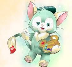Image result for gelatoni the cat disney
