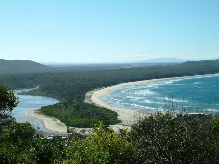 Crescent Head Beach AUS