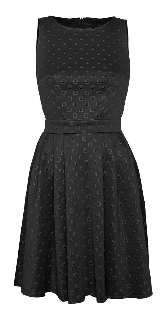 classic little black dress www.silvericing.com/lauramackinnon