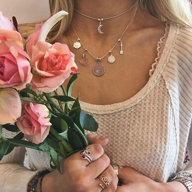 ALEX AND ANI CHAIN STATION Necklaces | ALEX AND ANI Necklace Charms | From crystals to charms, our necklaces are multi-faceted and always fashionable.