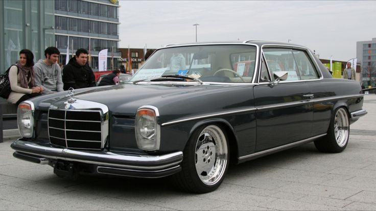 Mercedes /8 Coupe