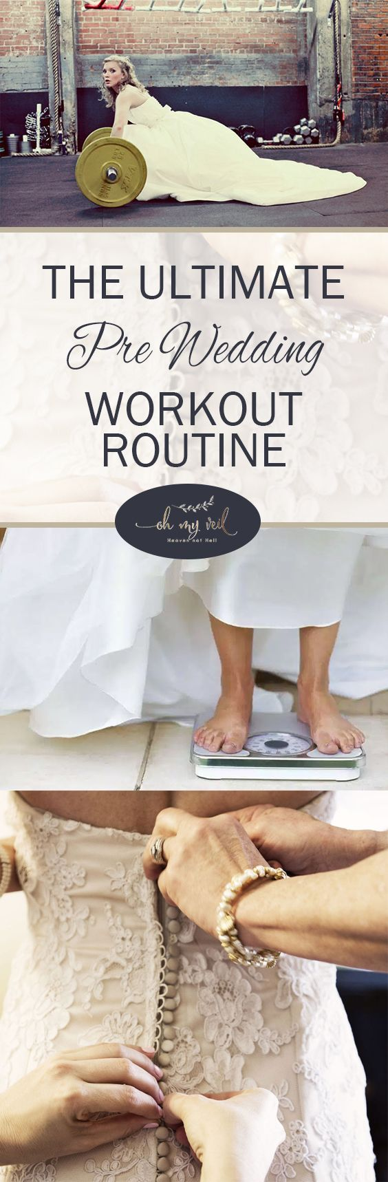 The Ultimate Pre Wedding Workout Routine