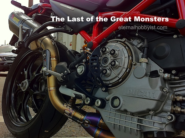 The Last Of The Great Monsters