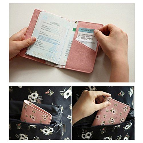 SONG LIN Passport Holder Wallet Case - Travel Passport Cover for Women Men Material: PU leather Size (Approximate) : Length * Width :14 * 10 cm Perfectly Minimalist Design : Our passport holder meticulously handcrafted precision cut design fitting your passport perfectly https://pets.boutiquecloset.com/product/song-lin-passport-holder-wallet-case-travel-passport-cover-for-women-men/