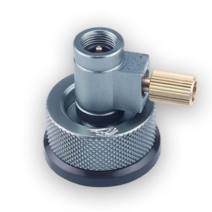 Portable Stove Propane Refill Adapter Cooking