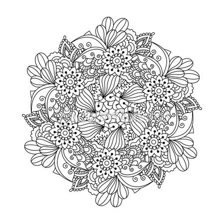 13 best Mandalas images on Pinterest | Coloring books, Coloring ...
