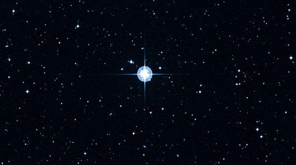 La stella Matusalemme, forse la più antica dell'Universo, con età stimata – grazie alle osservazioni di Hubble – di 14,5 miliardi di anni, con un'incertezza di 800 milioni di anni. Un'età compatibile con i 13,8 miliardi di anni dell'Universo