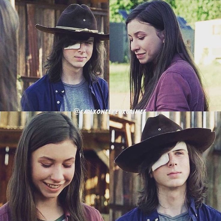 Enid and Carl