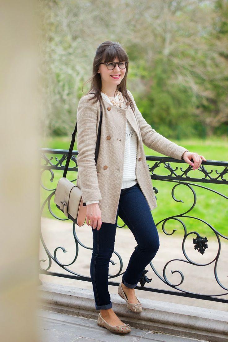 pull et collier #Pimkie manteau #Comptoirdescotonniers