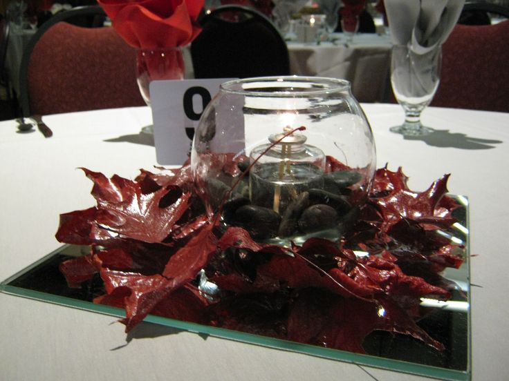 Humane society reverse raffle centerpiece our