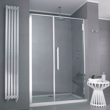 11 best images about bathroom ideas on pinterest grey for 1200 hinged shower door