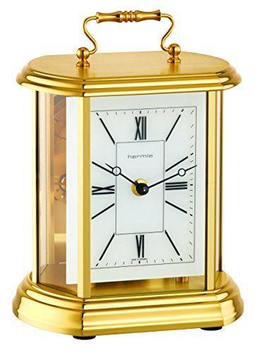 Hermle Uhrenmanufaktur 23007-000130 Tischuhr Hermle Uhrenmanufaktur http://www.amazon.de/dp/B00KNYM0PG/?m=A37R2BYHN7XPNV