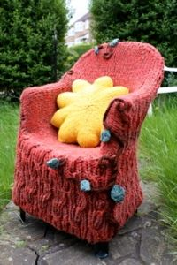 And I Have An Ugly Chair Just Begging For A