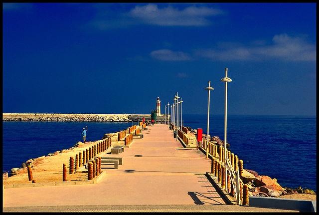 Antofagasta Chile - Deep Blue