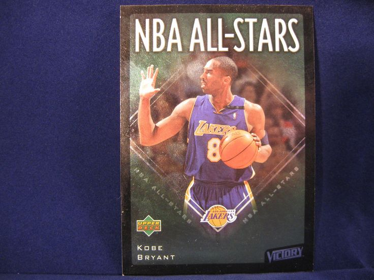 Upper Deck Victory 2003 NBA All-Stars Kobe Bryant Basketball Card Build Your Lot #LosAngelesLakers