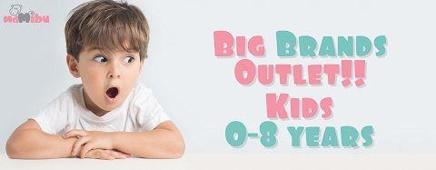 #NewIn #Outlet #BigBrends 0 -8 Years! www.mamibu.com!