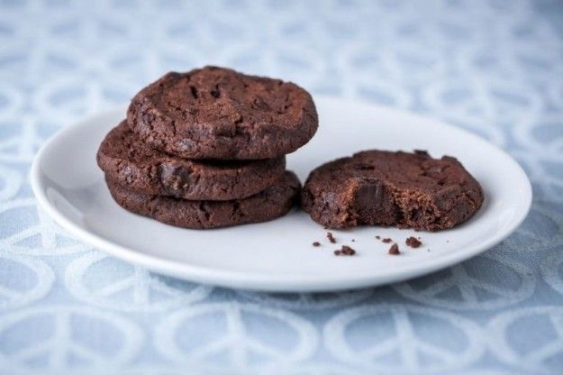 World Peace Cookies (These double-chocolate cookies from Dorie Greenspan are so delicious, they may actually be the answer to world peace) | 16 Genius Cookies To Keep On File For The Holidays