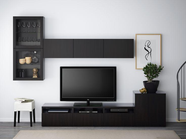 Mejores 23 imágenes de BESTA en Pinterest   Ikea, Almacenamiento ...
