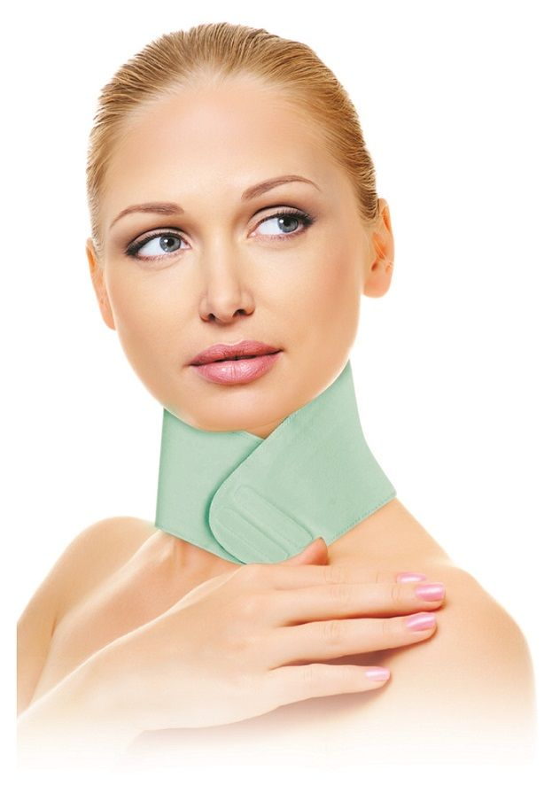 Never forget to moisturise your neck again! #neckwrap  www.reviveglobal.com.au