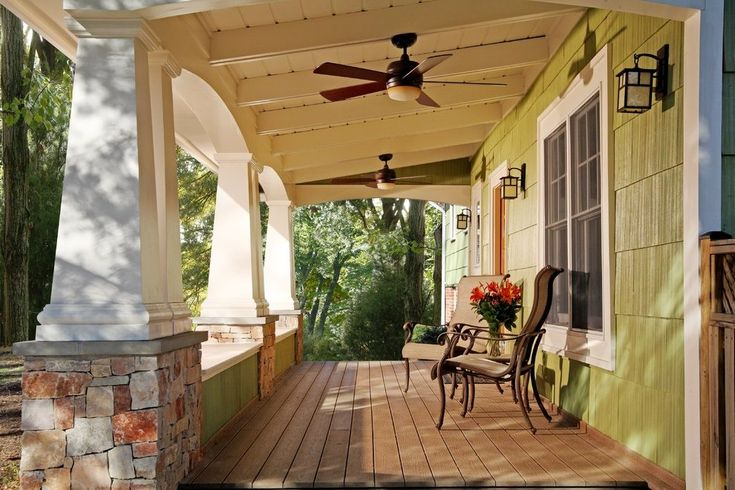 craftsman style front porch porch craftsman with arch traditional deck tiles and planks