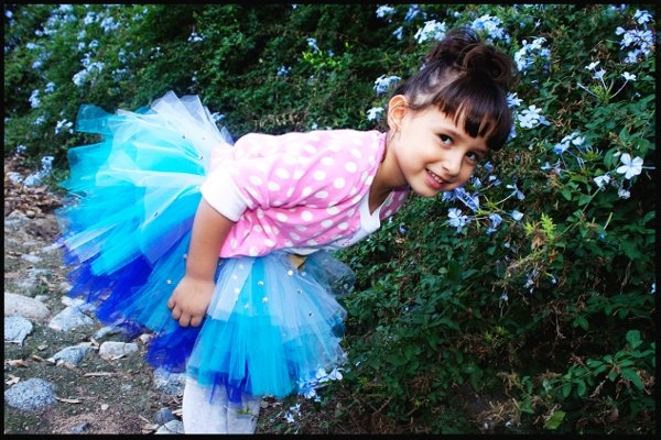 Flowergirl tutu - Bridesmaids Photos & Pictures - WeddingWire.comFlowergirl Tutu, Monet Tutu, Wedding Bridesmaid