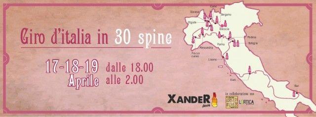 Giro d'Italia in 30 Spine 2015 #Brescia #Birra