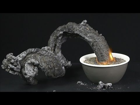How to Make a Fire Snake from Sugar & Baking Soda « Food Hacks