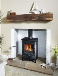The Precision 1 multi fuel stove by Hi-Flame is the Cleaner & Greener Choice.