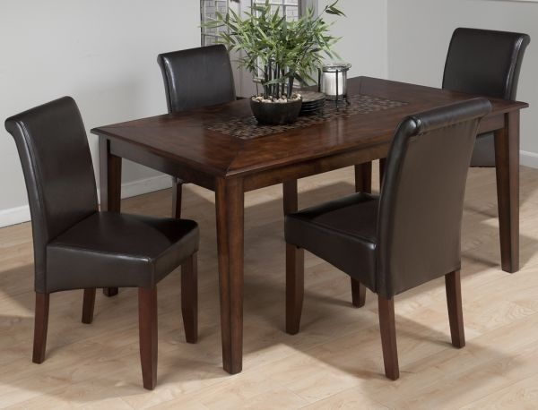 Murano Dining Set Table And Four Chairs