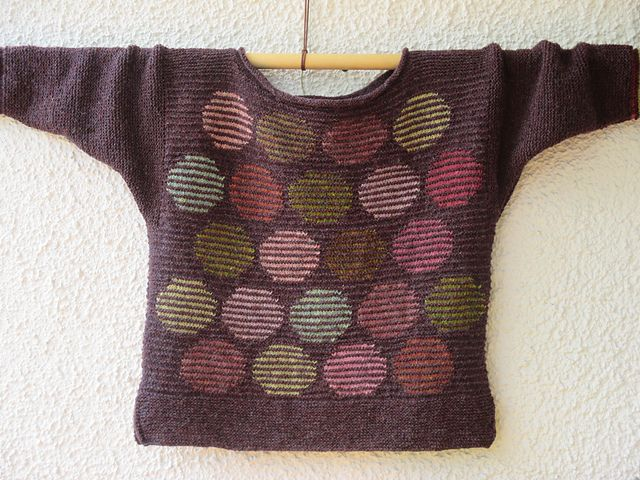 Ravelry: Project Gallery for Solen / The Sun pattern by Marianne Isager