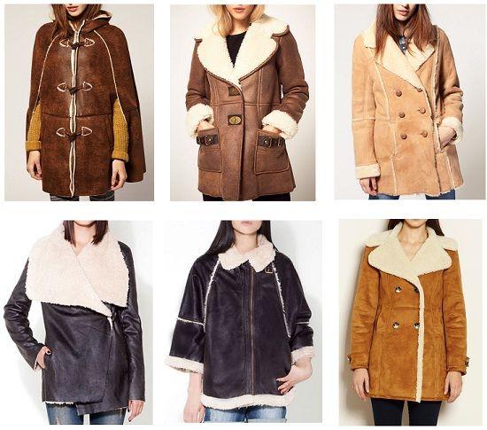 shopping abrigos piel vuelta