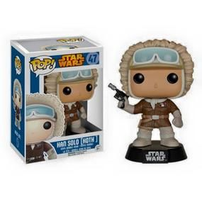 [Star Wars: Pop! Vinyl Figures: Han Solo (Exclusive Hoth Outfit Edition) (Product Image)]