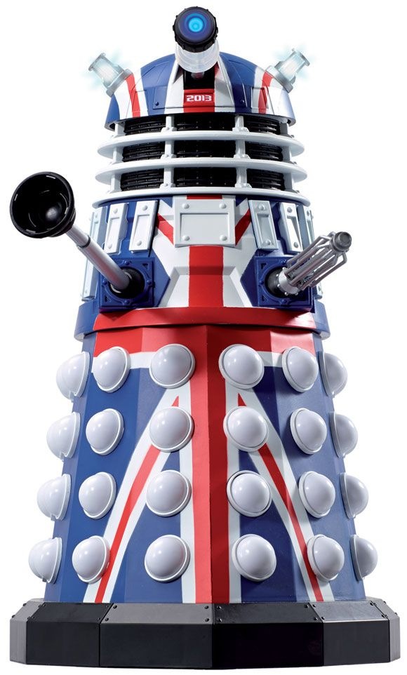 Character options Doctor Who 12″ British Icon Dalek