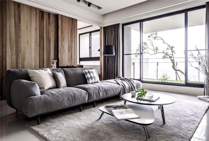 Fabulous 1 Contemporary Minimalist Naturalistic Style Interior Design Download Free Architecture Designs Scobabritishbridgeorg