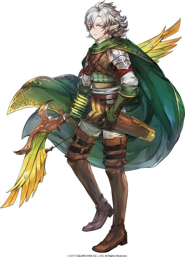"""スクエニの新作ゲーム「アンティーク カルネヴァーレ」でイベント""""森妖精の狩人""""が開催。公式Twitterのリツイートキャンペーンもスタート - 4Gamer.net"""