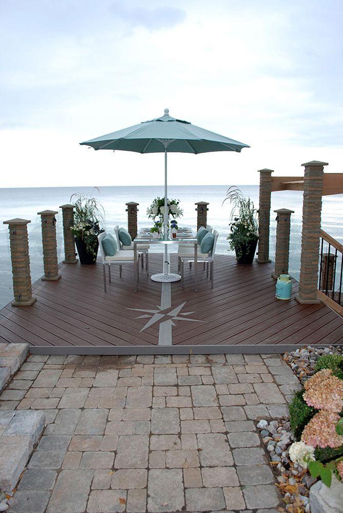 waterfront deck designs