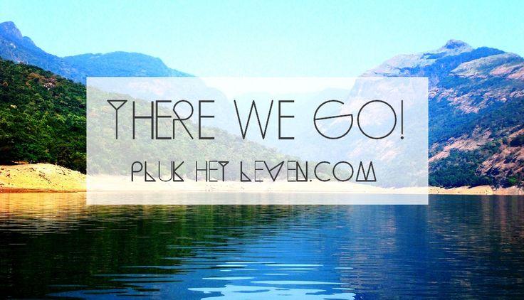 Spannend, de eerste post is online! Welkom op plukhetleven.com en there we go! http://plukhetleven.next-chapter.nl/there-we-go/