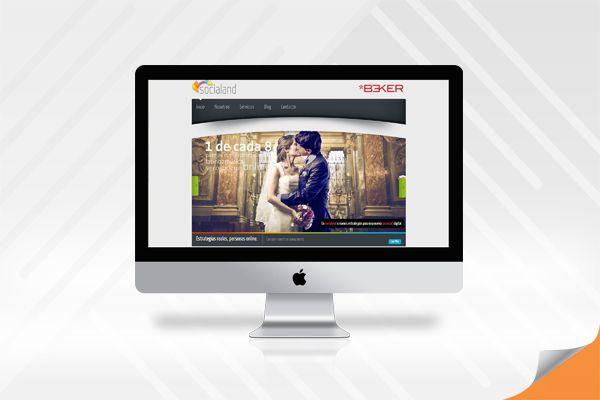 Sitio Web / Website - Socialand